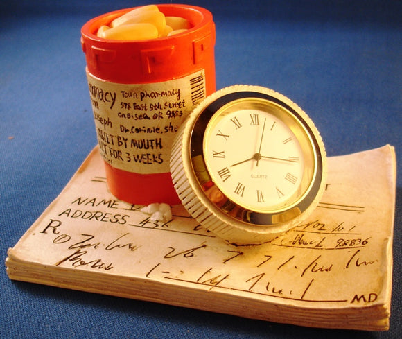 Prescription Clock