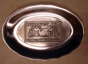 Stamp Bread Tray