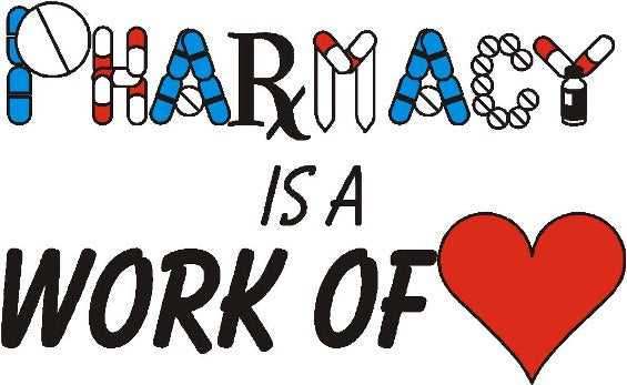 Pharmacy is a Work of Heart