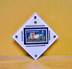 Pharmacy Stamp Ornament