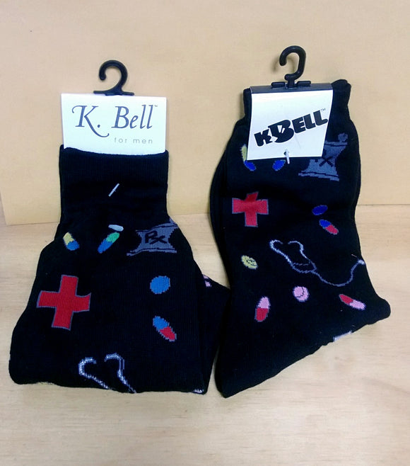 Pharmacy Dress Socks