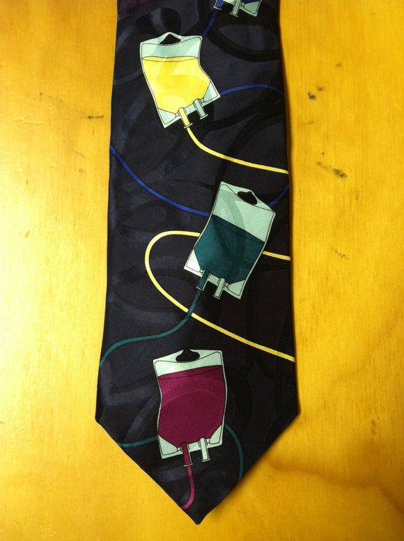 Hospital Pharmacist I.V. Tie