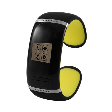 MP3 Music Bracelet,Dual Bluetooth Technology