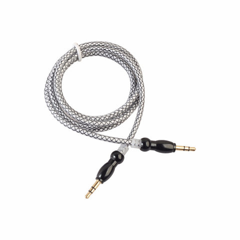 3.5mm Stereo Male to Male Auxiliary Audio Cable