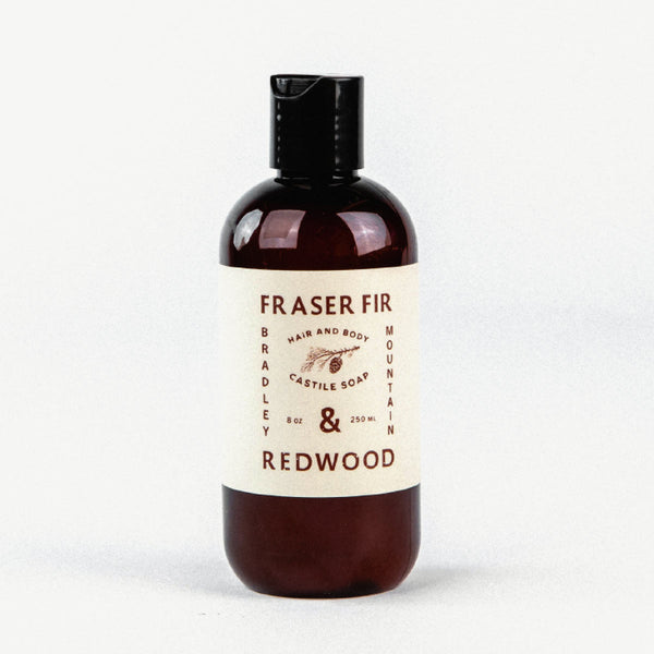 Fraser Fir & Redwood Hair and Body Soap