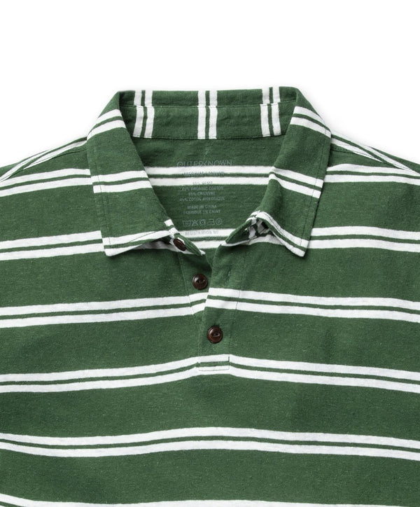 Match Polo Lawn Party Sunday Stripe