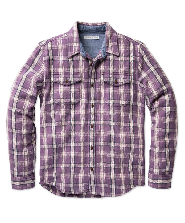 Blanket Shirt in Paseo Plaid