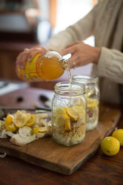 Fire Cider - A Cold and Flu Remedy Community Class