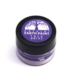 Purple Natural Face Paint