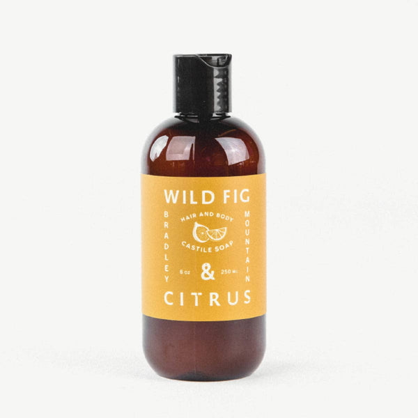 Wild Fig & Citrus Hair and Body Soap