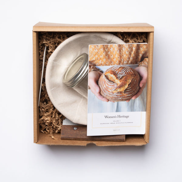 Heritage Goods And Supply - Sourdough Bread Baking Kit