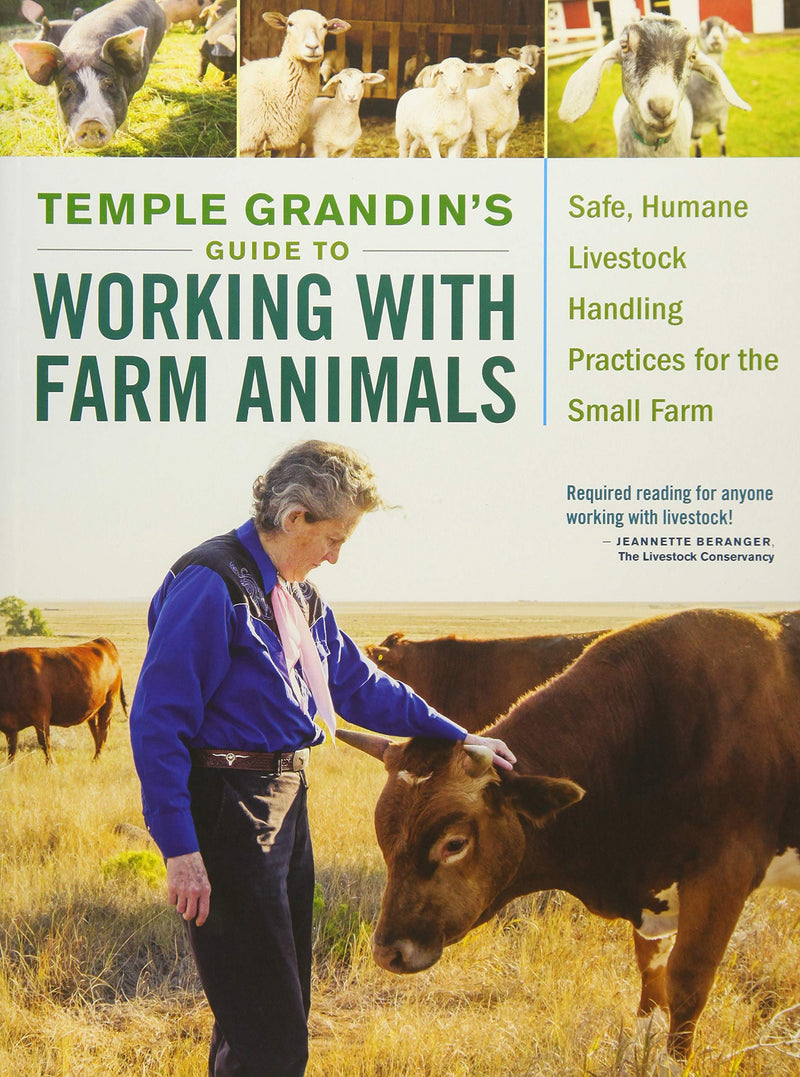 Temple Grandin's Working With Farm Animals