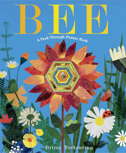 BEE - A Peak Through Picture Book