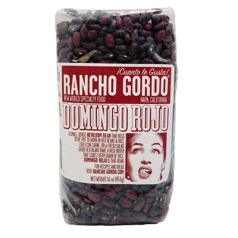 Rancho Gordo Domingo Rojo Bean