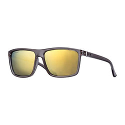 Landen Smoke - Silver - Gold Mirror Polarized