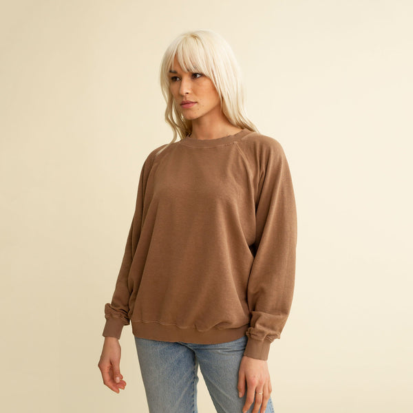 Jungmaven Bonfire Long Sleeve Raglan