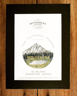 National Parks Box Set of Cards