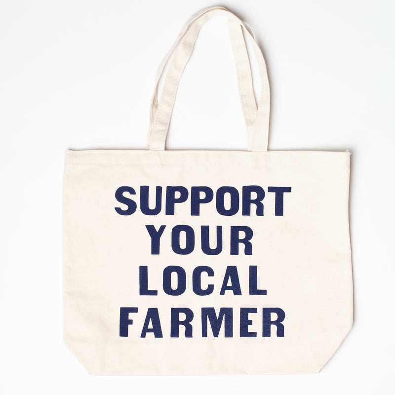 Support your local farmer tote by Public Market