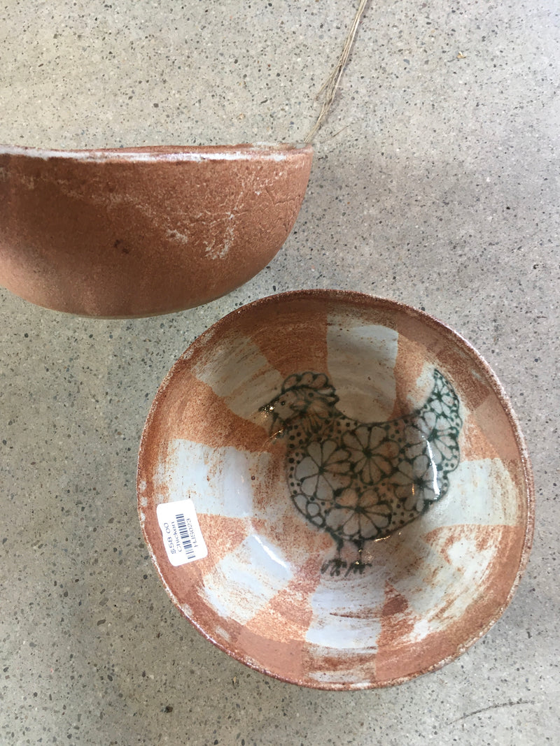 Spako Clay x Heritage Soup Bowl