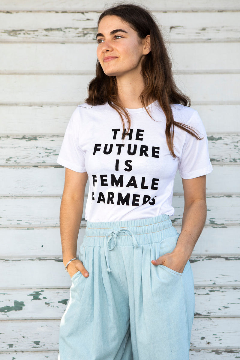 Future Is Female Farmer