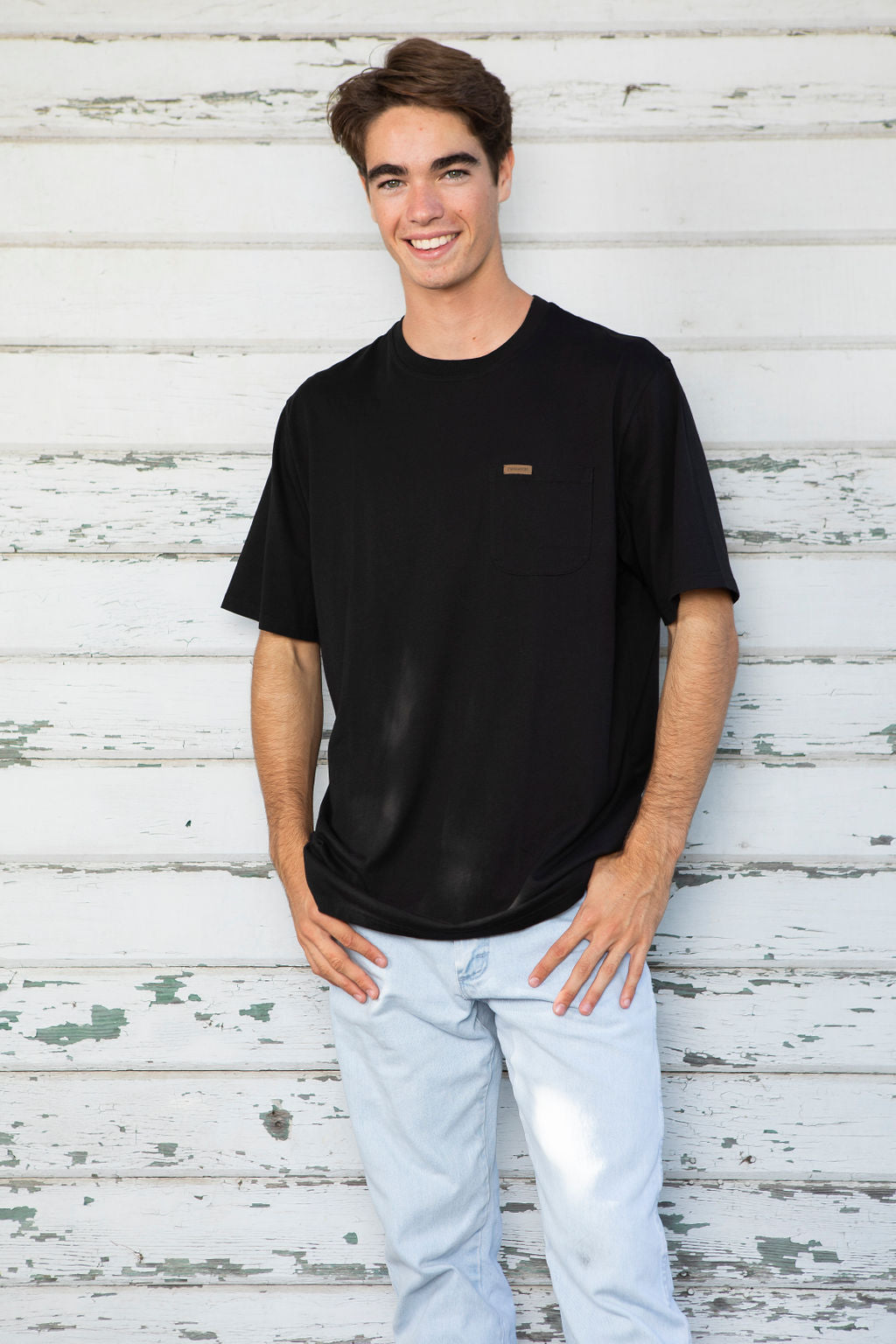 Deschutes Pocket Tee