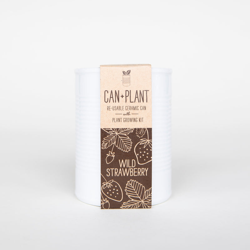 Can + Plant • Plant Growing Kit