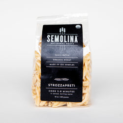 Strozzapreti Organic Small Batch Pasta