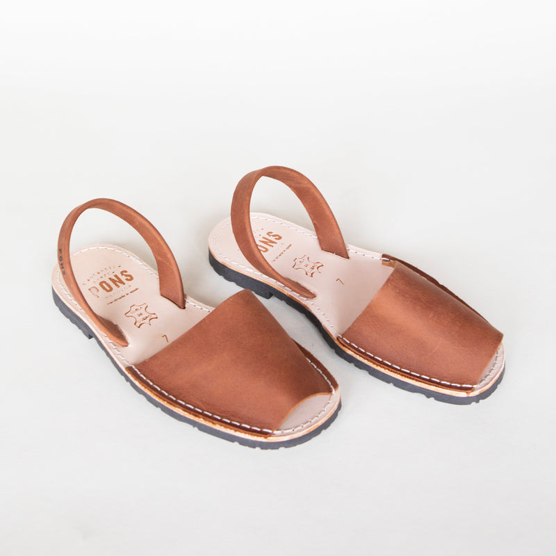 Pons Sandal • Brown