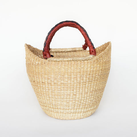 Fair Trade African Mini Shopping Tote