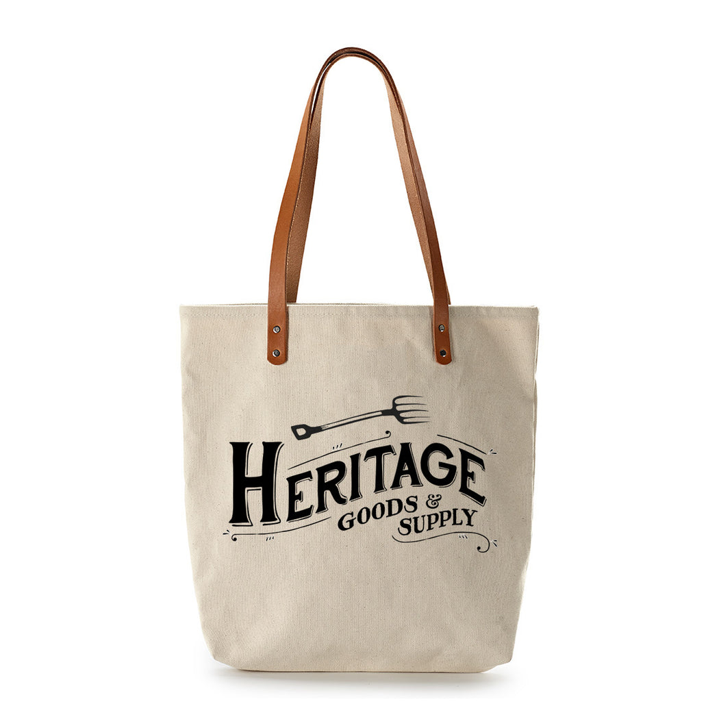 Heritage Bag by Lavender and Canvas