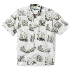 Yosemite National Park Shirt - Grey