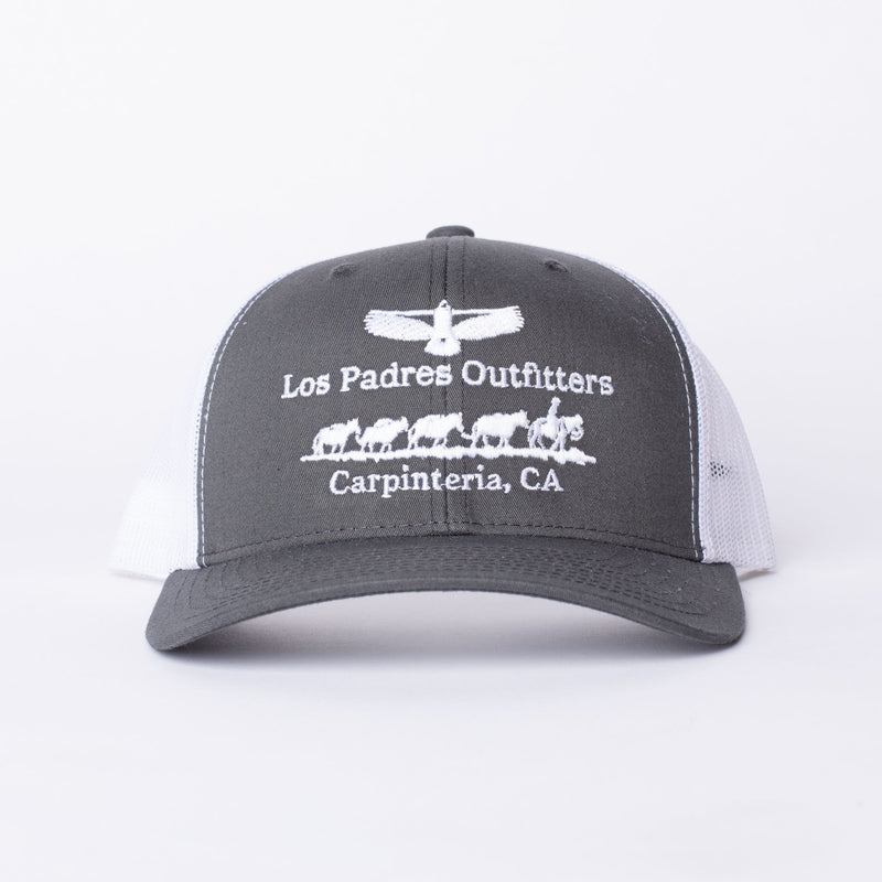Embroidered Los Padres Outfitter Hat