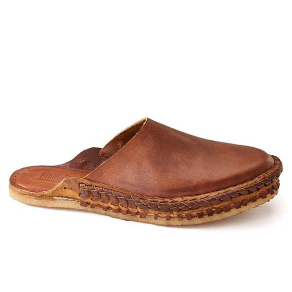 Women's Mohinders City Slippers (Solid Leather)/ Oiled Leather