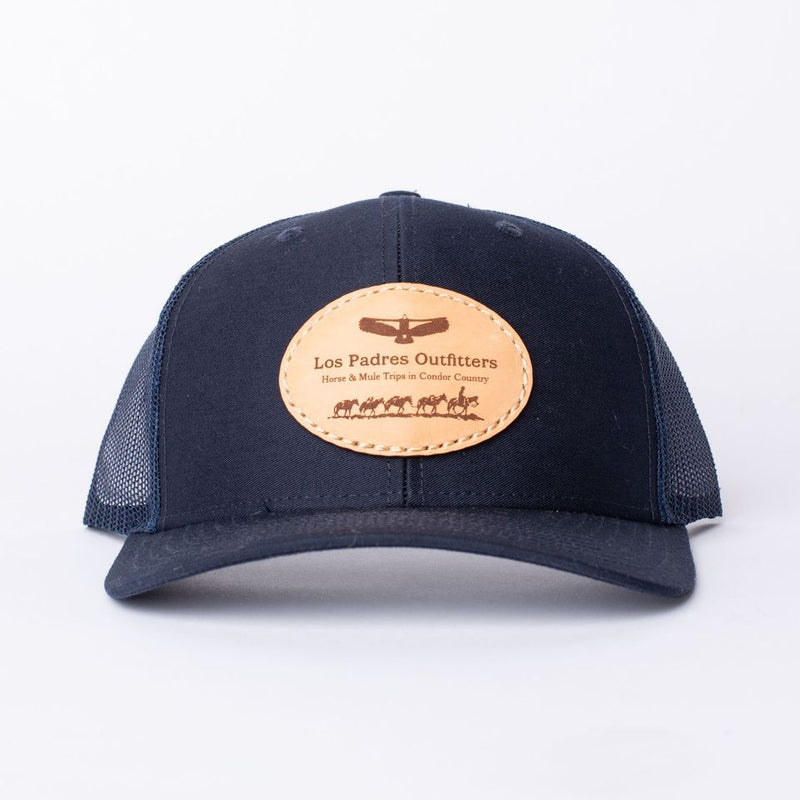 Leather Patch Los Padres Outfitters Hats