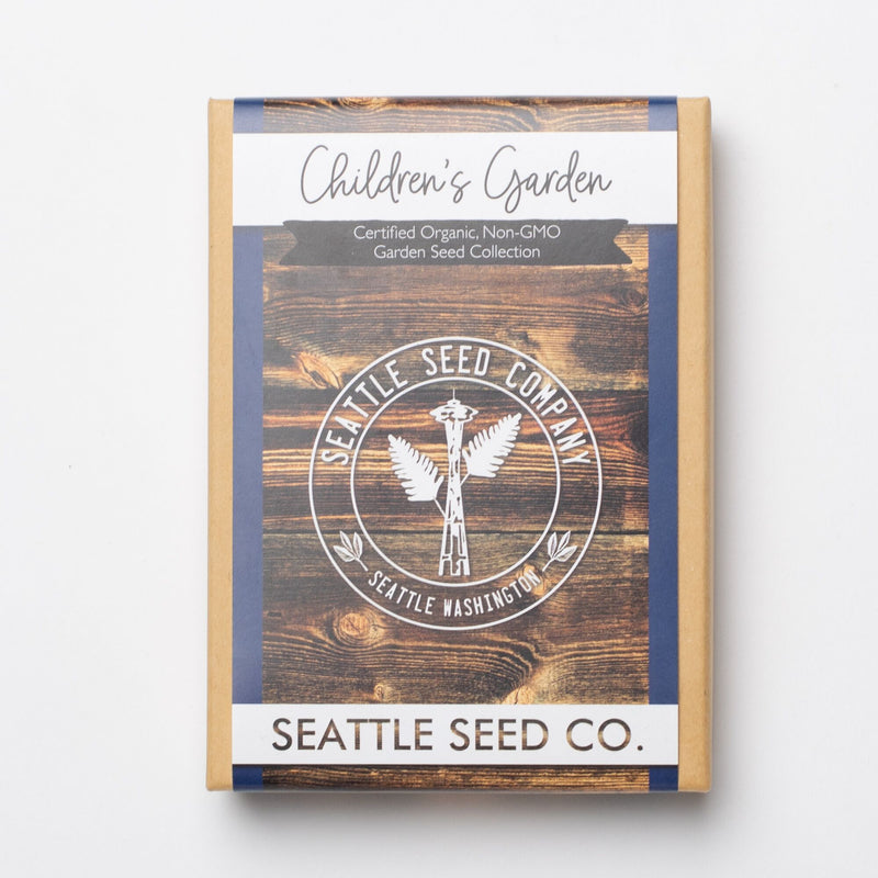Organic Seed Collection - Children's Garden