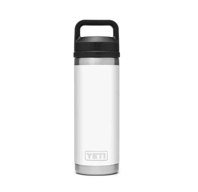 RAMBLER 18 OZ BOTTLE WITH CHUG CAP