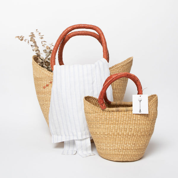 Fair Trade African Shopping Tote