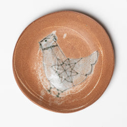 Spako Clay x Heritage Goods Dinner Plate