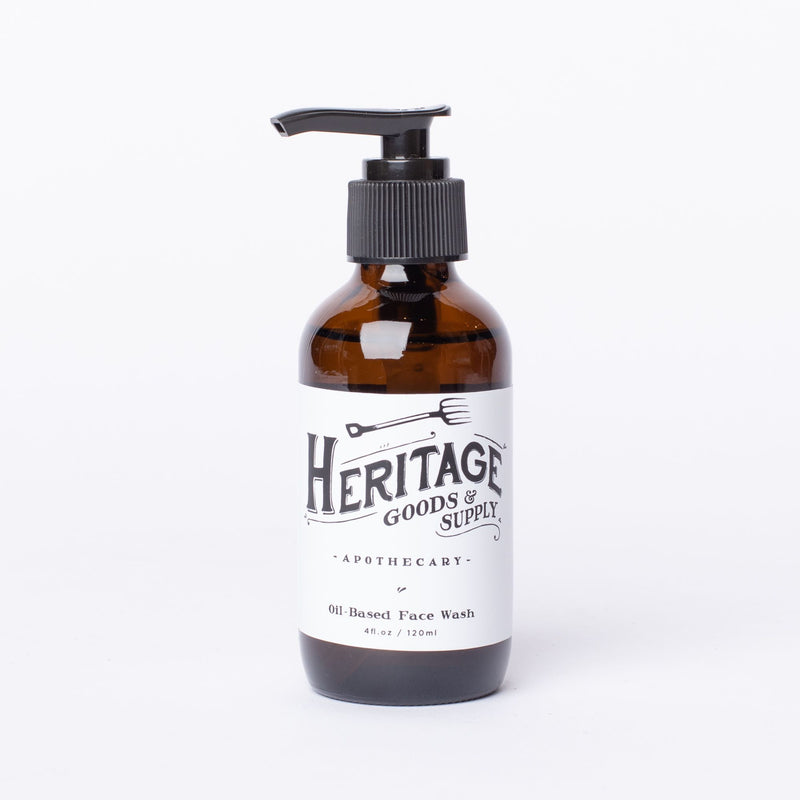 Women's Heritage Oil-Based Face Wash