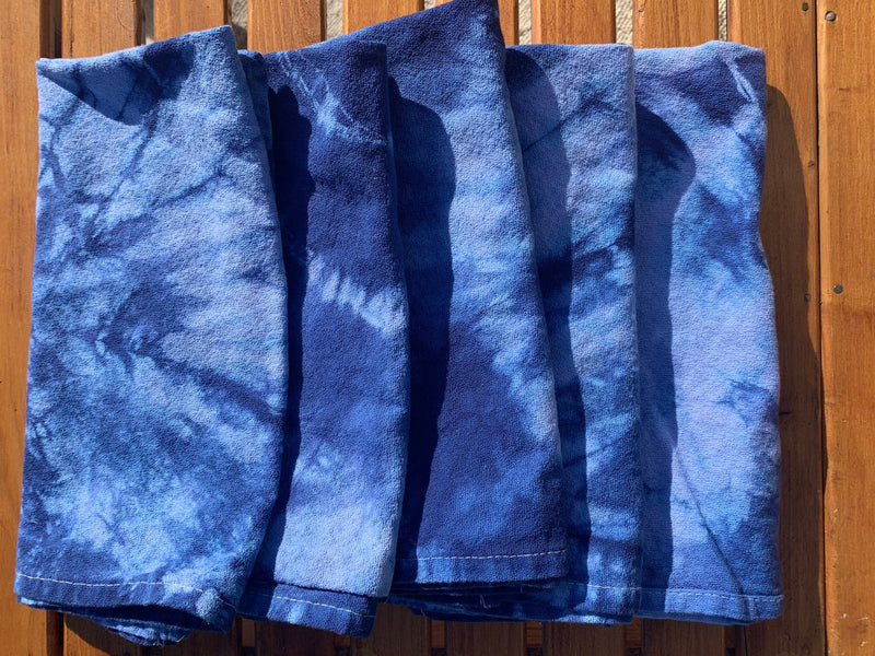 Naturally Dyed Towels