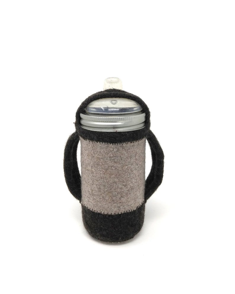 Canning Jar Sippy Cup - 8oz