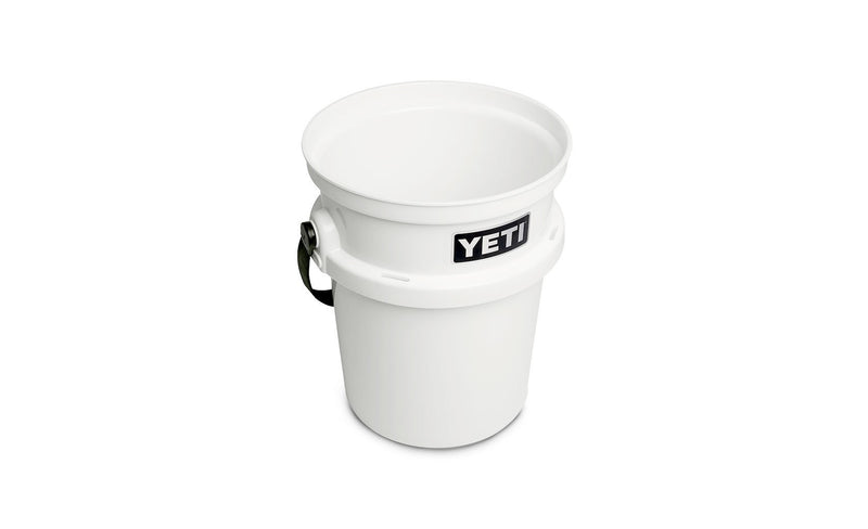 Load Out Bucket 5 gallon - White