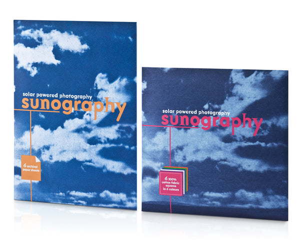 Sunography - Solar Powered Photography Paper