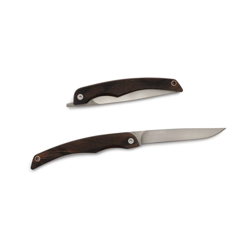 Folding Steak Knife Set of (2)