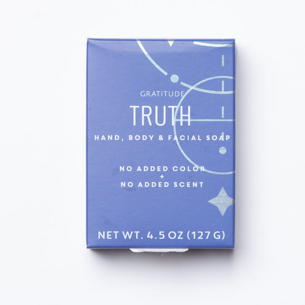 Truth Crossover Facial Soap