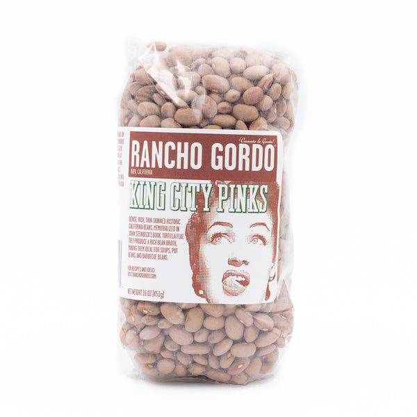 Rancho Gordo King City Pink Bean