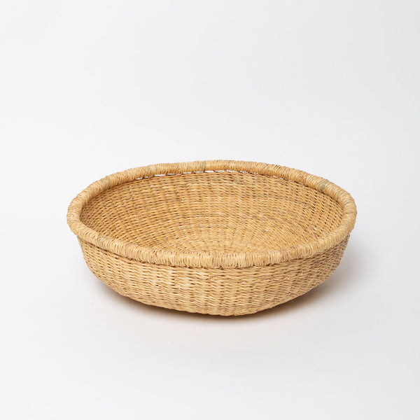 Woven Fruit Basket ( no handles)