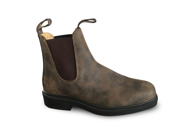 Adult (Rustic Brown) Dress Boot
