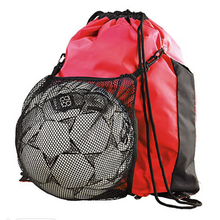 Soccer Cinch Backpack