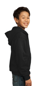 Core Fleece Full-Zip Hooded Sweatshirt